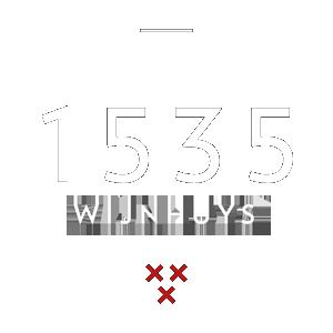 Wijnhuys 1535 Retina Logo